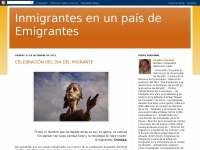 inmigrantesenunpaisdeemigrantes.blogspot.com
