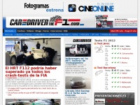 Fórmula 1 | CarandDriverTheF1.com