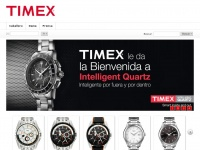 Timex.com.mx - Mexico | It takes a licking and keeps on ticking®