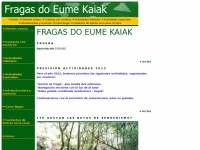 Cdfragasdoeume.com - FRAGAS DO EUME KAIAK