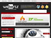 webARTz - Onde a WEB encontra a ARTE