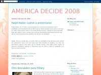 AMERICA DECIDE 2008