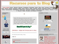ReCurSOS para tu Blog by Feripula