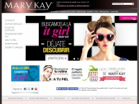 Marykay.com.mx - Mary Kay Cosmetics de México
