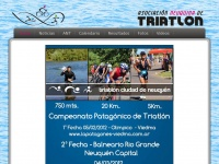 Asociaci&oacute;n Neuquina de Triatl&oacute;n