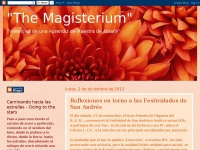 """The Magisterium"""