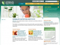 Herbalifenutritioninstitute.com - Herbalife Nutrition Institute | Official Site