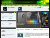 Android Ayuda : Portal de Android con Apps, tutoriales y noticias