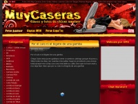 MuyCaseras.com: The Leading Muy Caseras Site on the Net
