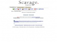 Scavage | Argentina foreign trade