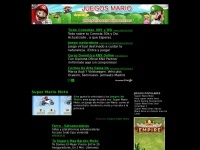 Juegos de Mario Bros