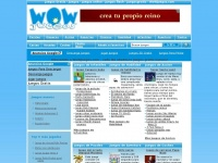 wowjuegos.com