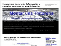 Consultores en tintorer&iacute;a. Informaci&oacute;n profesional sobre la tintorer&iacute;a en Espa&ntilde;a