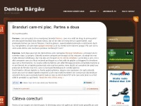 Denisa Bârgău ✿ « [z-list blogger] ✿ blog my mind Denisa Bârgău ✿
