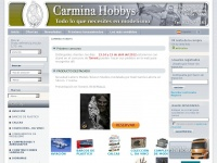 carminahobbys.com