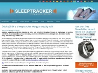 sleeptracker.hu