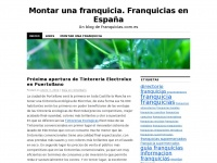 Notic&iacute;as de franquicias y negocios en la red | Just another WordPress site