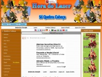 Horadolazer.com - Hora do Lazer - Home