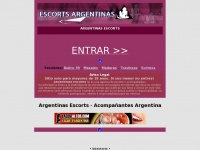 ESCORTS ARGENTINA TACOS ALTOS