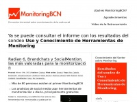 MonitoringBCN