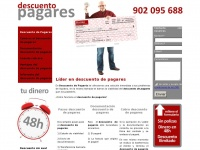 descuento-pagares.com