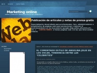 Marketing online,seo, sem, posicionamiento,notas de prensa,art&iacute;culos de interes,intercambio enlaces,p&aacute;ginas web