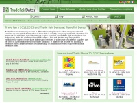 tradefairdates.com
