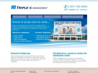Seguros de Salud, Vida y Propiedad - Triple-S Management Corporation
