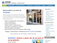 PCHOUSE - Dise&ntilde;o Web Reus y Tarragona- Reparaci&oacute;n Ordenadores - PC - Portatiles - Disseny Web -  Expertos en inform&aacute;tica. Tu dise&ntilde;o de p&aacute;gina web al mejor precio.