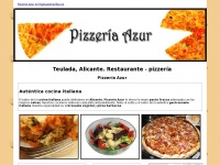 pizzeriaazur.es
