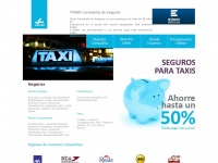 Tovar Correduria de Seguros -- Seguros para taxis y taxistas