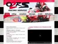 O2 Racing Service / Yoshimura ~ Home