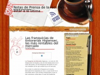 Notas de Prensa de la red. Para estar a la &uacute;ltima