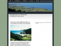 Bungalows en Asturias