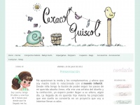 Caracolquiscol.com - Caracol Quiscol