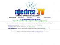 AJEDREZ.TV  Ajedrez TV Chess Video Multimedia Games