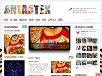 antartekrecords.com