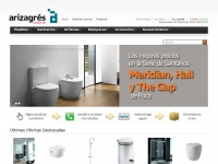 arizagres.com