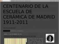 escueladeceramicademadridcentenario.blogspot.com