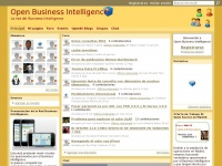 Open Business Intelligence - La red del Business Intelligence