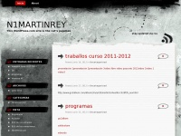 n1martinrey | This WordPress.com site is the cat's pajamas